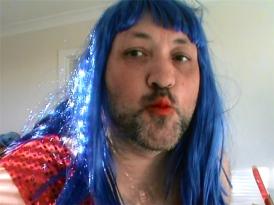 Charlene Blue Hair 1